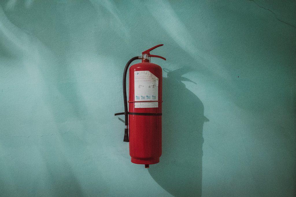 yangın tahliye planı